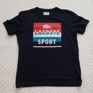Lacoste sports shirt